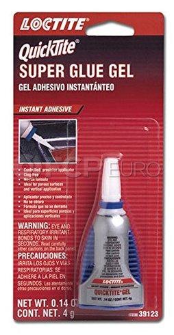 QuickTite Super Glue GelInstant Adhesive - Loctite 39123