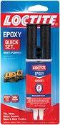 Epoxy Quick Set Syringe - Loctite 1395391