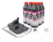 MINI CVT Transmission Service Kit (GACVT16Z) - Liqui Moly 24117518741KT1