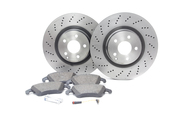 Mercedes Brake Kit - Brembo KIT-515834