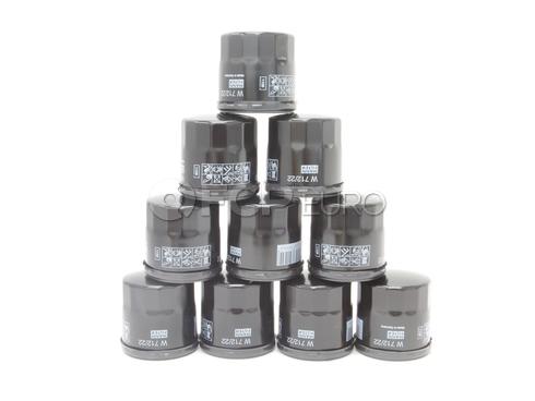 Saab Engine Oil Filter Case (900 9000) - Mann W712/22-10