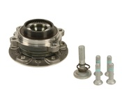 BMW Wheel Hub Assembly Kit - FAG 7136496300