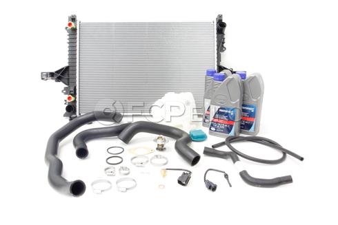 Volvo Cooling System Kit - Rein KIT-516000
