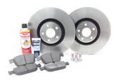 Volvo Brake Kit - Genuine Volvo KIT-518997