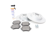 Audi VW Brake Kit - Pagid KIT-528883