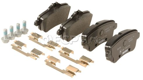 Mercedes Brake Pad Set - Textar 0074209020