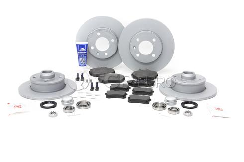 VW Brake Kit - Zimmermann KIT-535576