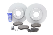 VW Brake Kit - Zimmermann KIT-535574