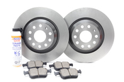 Audi VW Brake Kit - Brembo / Akebono KIT-528839