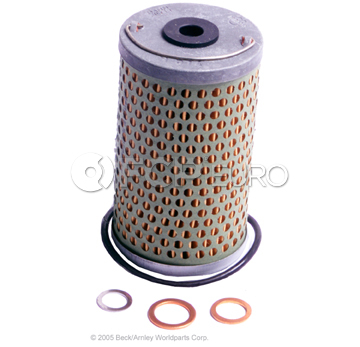 Mercedes Engine Oil Filter (190E 16V) - Mann H614N