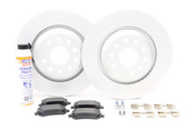VW Brake Kit - Pagid KIT-528909