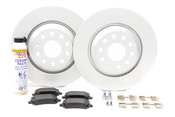 Audi VW Brake Kit - Pagid KIT-528960