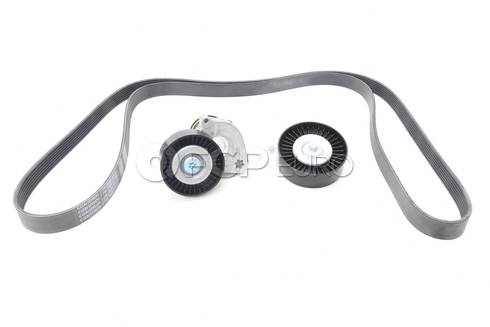 Mercedes Drive Belt Kit (M271) - Contitech M271BELTKIT