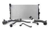 BMW Cooling System Service Kit (F22 F30 F32) - Nissens/Genuine 522270