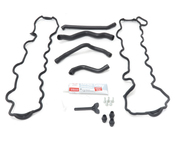Mercedes Comprehensive Valve Cover Gasket Kit- Rein M113016