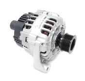 BMW 120 Amp Alternator - Valeo 12317831436