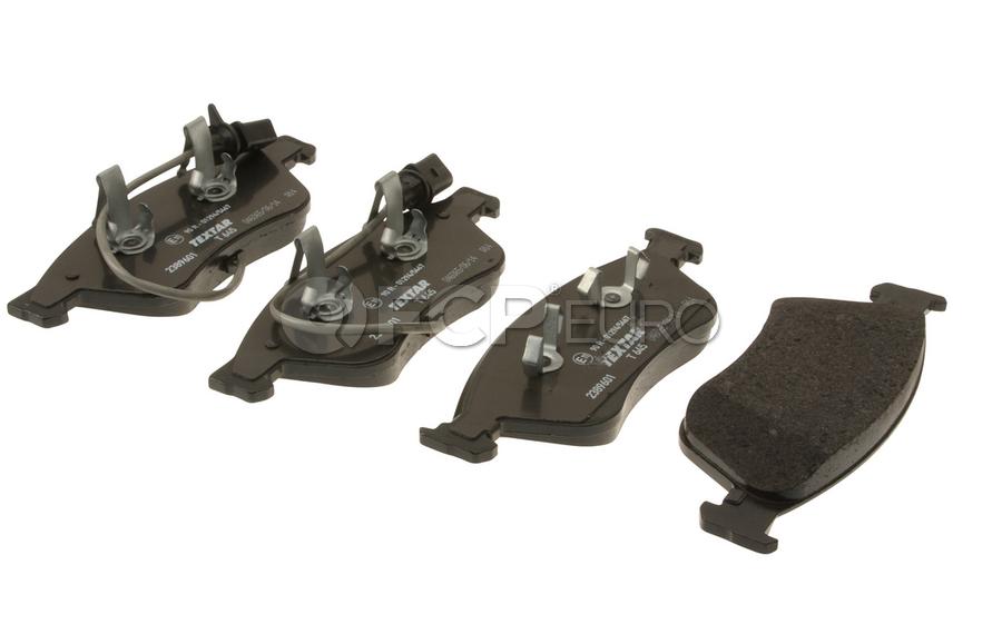 Audi VW Brake Pad Set -  Textar 4E0698151J