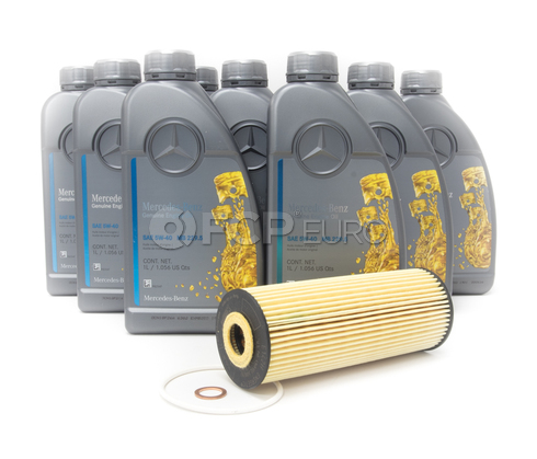 Image result for motor oil and filter W204