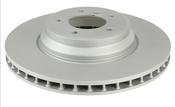 VW Brake Disc - Zimmermann 113407075BR