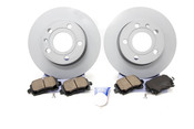 Audi VW Brake Kit - Zimmermann KIT-536376