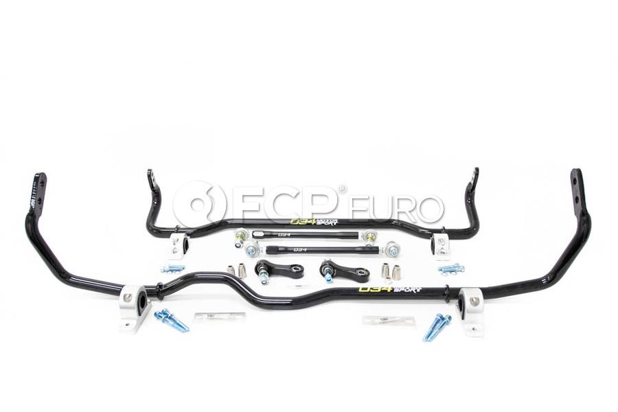 Audi VW Sway Bar Upgrade Kit - 034Motorsport KIT-536478