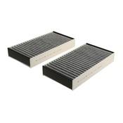 Mercedes Cabin Air Filter Set - Corteco 1648300218