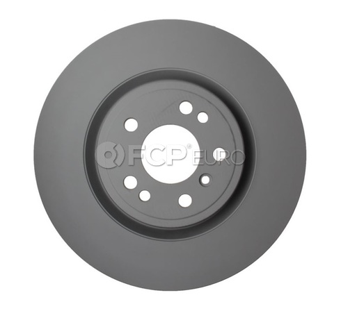 Mercedes Brake Disc - Zimmermann 1664211300
