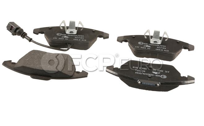 Audi VW Brake Pad Set - ATE 3C0698151D