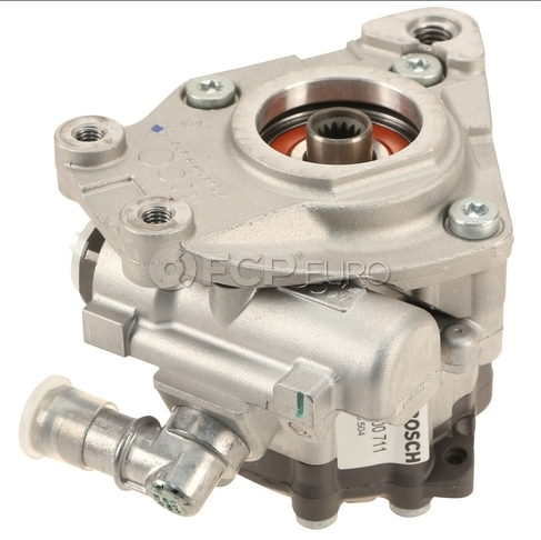 Audi VW Power Steering Pump - Bosch ZF 4E0145156F