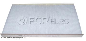 Audi Cabin Air Filter (S6 A6 A6 Quattro) - Hengst 4A1820367