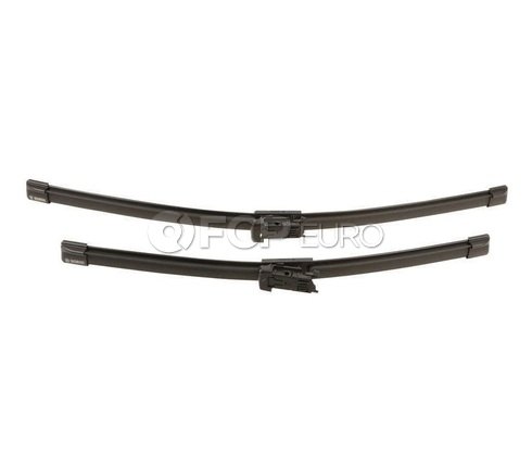 Audi VW Mercedes Windshield Wiper Blade Set - Bosch 3397118929