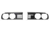 BMW European Grille Kit (E30) - 51131876091KT