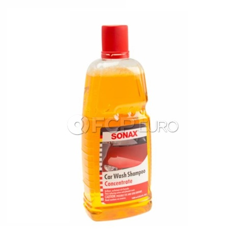 Car Wash Shampoo (1 Liter) - SONAX 314300