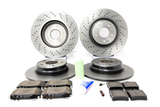 Mercedes Brake Kit Comprehensive (SLK350) - Brembo R171FULLBK1