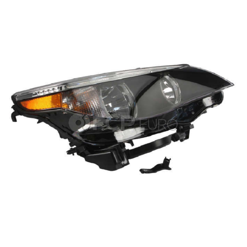 BMW Headlight Assembly w/o Adaptive Right (E60 E61) - Hella 63127166116
