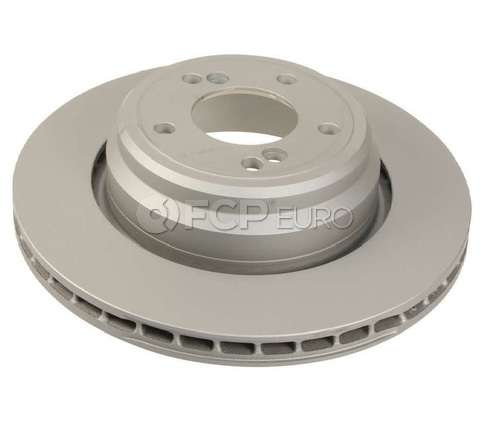 BMW Brake Disc - Zimmermann 34212229379