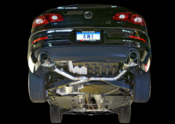 VW Touring  Edition Catback Exhaust System - AWE Tuning 301033022