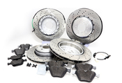 BMW Brake Kit - Genuine BMW 34112283801KTFR2