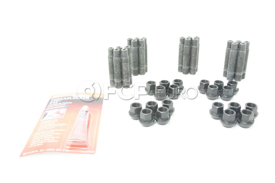 BMW M14x1.25mm Wheel Stud Kit (75mm) - Motorsport Hardware 14X1564MMSSKT
