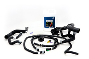 Volvo Cooling System Kit (C30 S40 V50 C70) - Genuine Volvo KIT-P1CSKAUTO