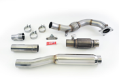 VW SwitchPath Catback Exhaust System - AWE Tuning 302533010