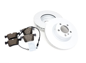 BMW Brake Kit - Genuine BMW 34116792221KTF