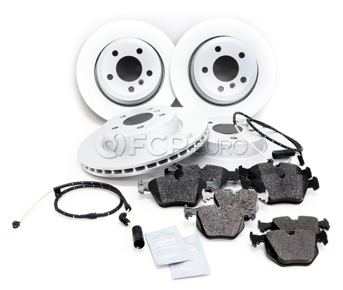BMW Brake Kit - Genuine BMW 34113400151KTFR2