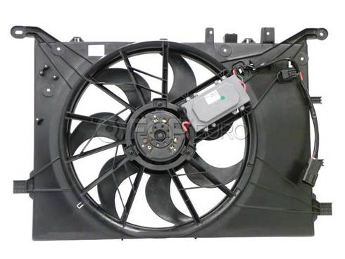 Volvo Auxiliary Cooling Fan (S60 S80 V70 XC70) TYC 30680547