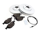 BMW Brake Kit - Genuine BMW 34116785669KTF2