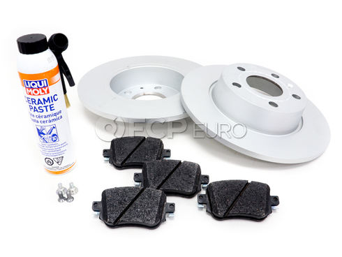 Audi VW Brake Kit - Brembo / TRW KIT-528884