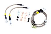 Audi VW Stainless Steel Brake Line Kit - StopTech KIT-528931
