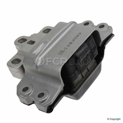 VW Manual Trans Mount - Corteco 1K0199555S