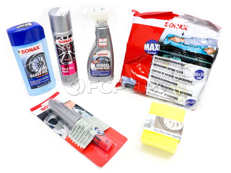 Ultimate Wheel Care Kit - Sonax 536540