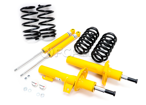 VW Strut and Shock Assembly Kit (Lowering) - KONI Sport / Eibach Pro 87101431